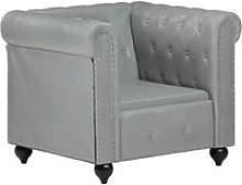 Fauteuil Chesterfield - Fauteuil Crapaud Monaco -
