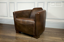 fauteuil club red baron