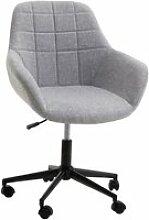 Fauteuil de bureau yankee chaise pivotante avec