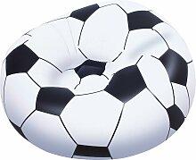 Fauteuil de football gonflable