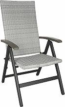 Fauteuil de jardin pliable MELBOURNE - chaise de
