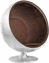 Fauteuil design vintage - Boule - DESIGNETSAMAISON