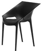 Fauteuil empilable Dr. YES / Polypropylène -