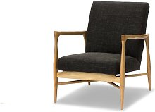 Fauteuil FLOATING de RED Edition, Tissu chiné,