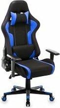Fauteuil Gaming En tissu, Racing chaise de bureau