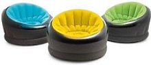 Fauteuil gonflable Intex Jazzy Jaune