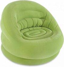 Fauteuil gonflable Lumi - 112 - Vert - Vert - Intex