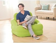Fauteuil gonflable square - intex