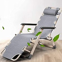 Fauteuil inclinable Pliant, Chaise Longue Chaise