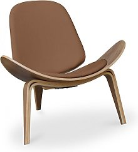 Fauteuil lounge CW07 Boho Design scandinave -