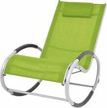 Fauteuil RELAX Chaise à bascule Fauteuil à