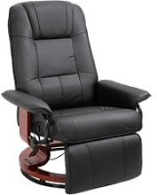 Fauteuil relax inclinable repose-pieds réglable