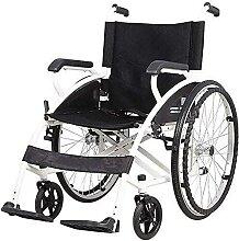 Fauteuils roulants pour adultes, acier en fauteuil