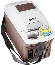 FCXBQ Mini réfrigérateur Portable 9 litres,