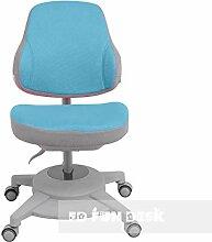 FD FUN DESK Agosto Blue Chaise de Bureau