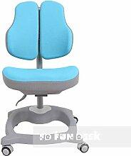 FD FUN DESK Diverso Blue Chaise de Bureau