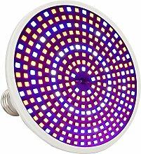 Fdit 290LED Seule tête LED Plante Ampoule à