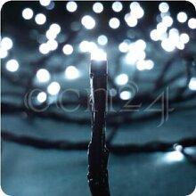 FDL Guirlande lumineuse avec petite LED blanc