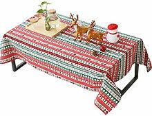FDYB Nappe rectangulaire 140 * 180cm de Table