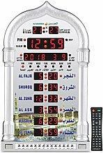 FDYD Azan Horloge Horloge-Islamic Musulman