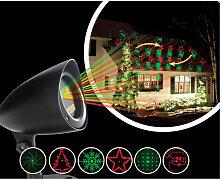 Feeric Christmas - Projecteur Laser extérieur