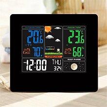 FENGCLOCK Station météorologique LCD Montre
