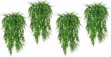 Fenteer 4 x 75cm Vigne de Plante Grimpantes