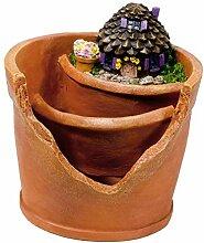 Fenteer Fée Jardin Planteur Pot Succulentes Pot