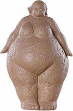 Fenteer Grosse Femme Figurine Résine Femme