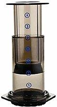 Fenteer Machine à Café Espresso avec Filtre