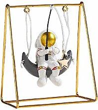 Fenteer Moderne Astronaute Figurine Miniatures