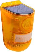 Fenteer Solaire Lumière Stroboscopique