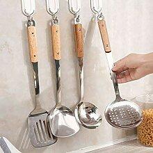 FENXIXI Spatule de wok de cuisine et ensemble