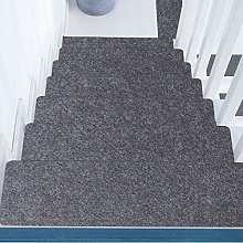 fervory 1PCS Tapis D'escalier Tapis De Marche