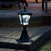 Festive Lights Borne Lumineuse Solaire Extérieure