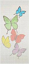 Festnight Rideau de Porte Contre Insectes Rideau