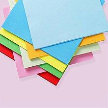 Fête Décoration 100 Pièces Papier Origami