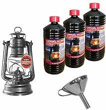 Feuerhand 276 Lampe à pétrole galvanisée avec