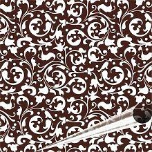 Feuilles de transfert de chocolat en fanion, 5