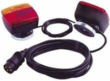 Feux de remorque kit eclairage magnétique - feux
