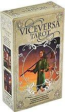 FEZD Vice Versa Kit De Tarot (44 Cartes Oracle,