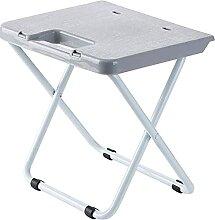 FFFZW Tabouret Pliable Portable, Chaise de Douche