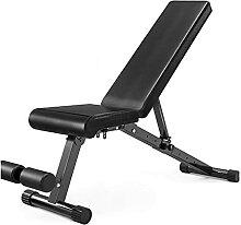 FGVDJ Banc de Musculation Haltérophilie