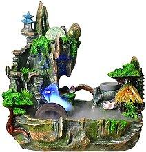 FGWE Statue de la Fontaine d'eau