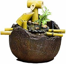FHISD Fontaine d'eau de Table d'intérieur