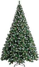 FHKSFJ Arbre de Noël Artificiel pré-éclairé,