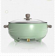 FHKSFJ Pot Chaud électrique Pot Multifonction