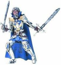 Figurine chevalier bleu