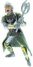 Figurine chevalier vert