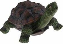 FIGURINE DECOR DE GATEAU 1 x statue de tortue de